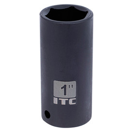 "ITC 026368 - 1/2"" Dr x 18 mm Deep Impact Socket - 6 Point"