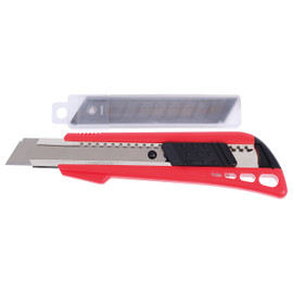 "ITC 027022 - (ISBK-18A) 6-1/2"" Auto-Lock Snap Blade Knife"