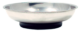 """ITC 027290 - (IMPT-6) 6"""" Round Magnetic Parts Tray"""