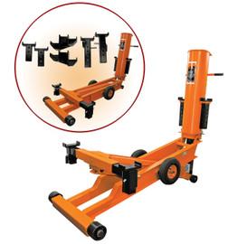 Strongarm 030454 - (527) 5-1/2 Ton Long Reach Air Lift Jack - Heavy Duty