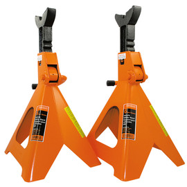 Strongarm 032243 - (856A) 6 Ton Jack Stands - Ratcheting Style - Heavy Duty