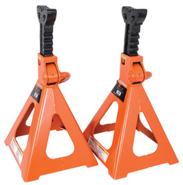 Strongarm 032246 - (872B) 12 Ton Jack Stands - Ratcheting Style - Heavy Duty