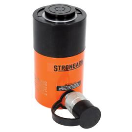 Strongarm 033035 - (SACS252) 25 Metric Ton Single Acting Cylinder - Super Heavy Duty