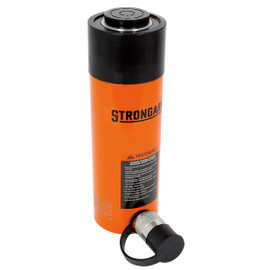 Strongarm 033037 - (SACS256) 25 Metric Ton Single Acting Cylinder - Super Heavy Duty