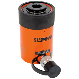 Strongarm 033076 - (SACH202) 20 Metric Ton Hollow Centre Single Acting Cylinder - Super Heavy Duty