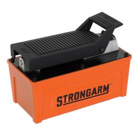 Strongarm 033125 - (AHP002) 10,000 PSI Air/Hydraulic Foot Pump