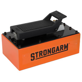 Strongarm 033126 - (AHP003) 10,000 PSI Air/Hydraulic Foot Pump