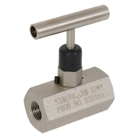 Strongarm 033165 - (HV11) Manual Needle Valve