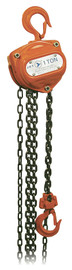Jet 101214 - (L90X-1004) 1 Ton 15' Lift L-90X Series Chain Hoist - Super Heavy Duty