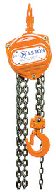 Jet 101222 - (L90X-1502) 1-1/2 Ton 10' Lift L-90X Series Chain Hoist - Super Heavy Duty