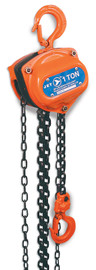 Jet 101402 - (L95-0502) 1/2 Ton 10' Lift Chain Hoist - Super Heavy Duty (Overload Protection)