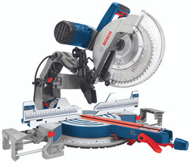Bosch GCM12SD - 12 In. Dual-Bevel Glide Miter Saw