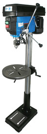 "Jet 200278 - (JDP-17F) 17"" 1 HP 16 Speed Floor Drill Press"