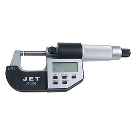 "Jet 310206 - (JEOM-1) 0 - 1"" Digital Outside Micrometer"