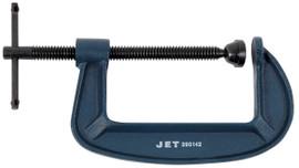 """Jet 390142 - (CSG-4) 4"""" CSG Series C-Clamp"""