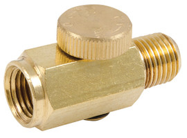 "Jet 408811 - (AR5401) 1/4"" NPT Brass Air Regulator"