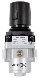 "Jet 408821 - (ARI14) Air Regulator 1/4"" NPT - Intermediate"