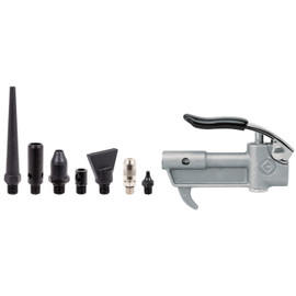 Jet 409920 - (LABG-K) Lever Air Blow Gun Kit - Super Heavy Duty