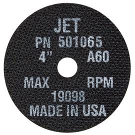 Jet 501065 - 4 x 1/32 x 3/8 A60 POWERPLUS T1 Cut-Off Wheel