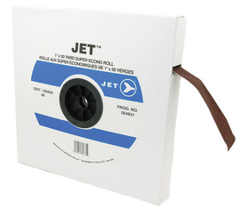 "Jet 564831 - 1"" x 50 Yards A80 Abrasive Cloth Roll"