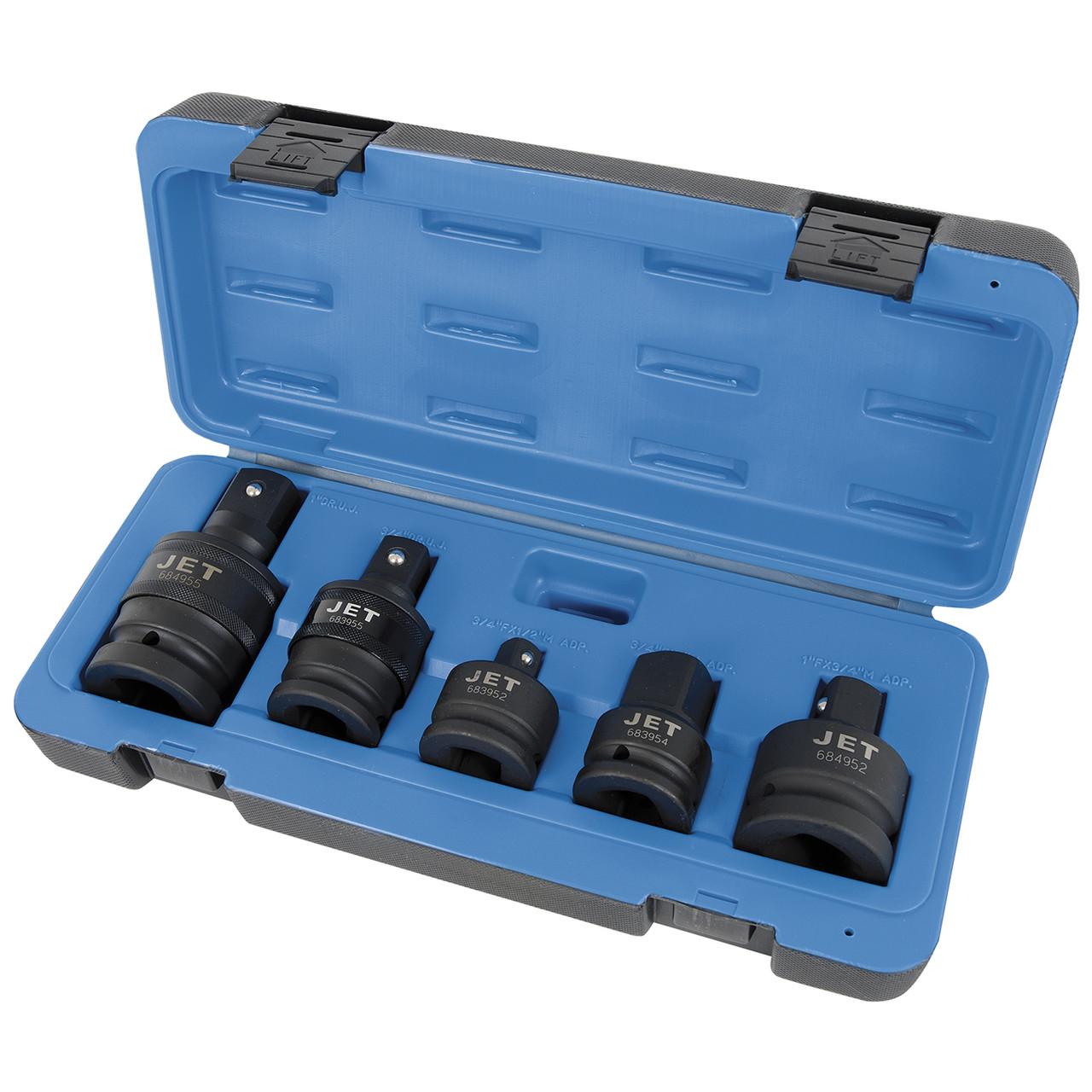 Jet 610903 7-Piece Impact Socket Accessory Kit