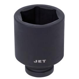 "Jet 684675 - 1"" DR x 75 mm Deep Impact Socket - 6 Point"