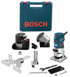 Bosch PR20EVSNK - 1 HP Colt™ Variable Speed Electronic Palm Router Installer's Kit