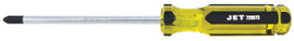 "Jet 720373 - (SDP-3) #3 x 6"" Phillips Jumbo Handle Screwdriver"