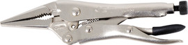 "Jet 730463 - (J6LN) 6"" Long Nose Locking Pliers with Cutter"