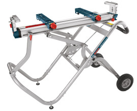 Bosch T4B - Gravity-Rise Miter Saw Stand with Wheels