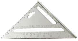 "Jet 776061 - (JRAS-710) 7"" x 10"" Triangle Rafter Square"