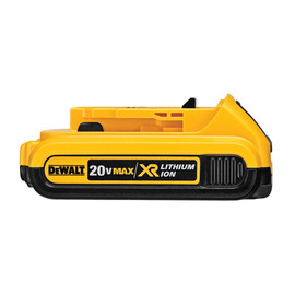 DeWALT DCB203 - 20V MAX* Compact XR Lithium Ion Battery Pack