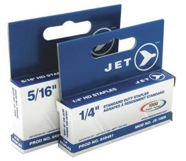 "Jet 849481 - (JS-1006) 1/4"" Staples (1000 Pcs) - Standard Duty"