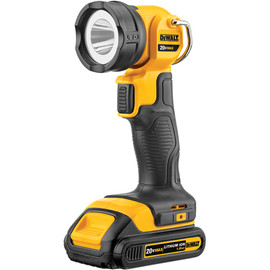 DeWALT DCL040 - 20V MAX* Lithium Ion LED Work Light