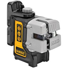 DeWALT DW089K - Self Leveling 3 Beam Line Laser