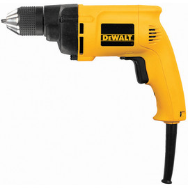 "DeWALT DW222 - 3/8"" (10mm) VSR Drill with Keyless Chuck"