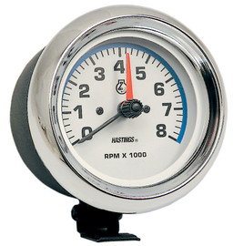 "Jet HTA1830 - Easy-Read 3 1/2"" Dial Tachometer"