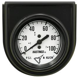 Jet HTA1831 - Easy-Read Mechanical Oil Pressure Gauge Kit