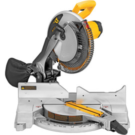 "DeWALT -  12"" (205mm) Single Bevel Compound Miter Saw - DW715"