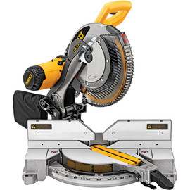 "DeWALT -  12"" (305mm) Double-Bevel Compound Miter Saw - DW716"