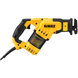 DeWALT -  10 Amp Compact Reciprocating saw - DWE357
