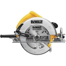 "DeWALT -  7-1/4"" Lightweight Circular saw - DWE575"