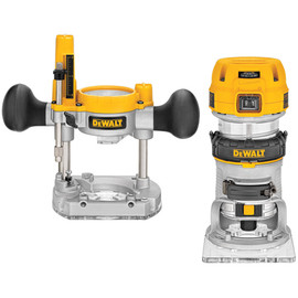 DeWALT -  1.25HP Compact Router Kit - DWP611PK