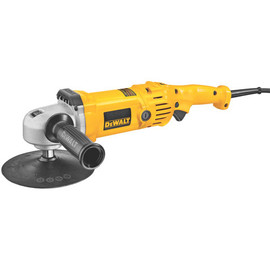 "DeWALT DWP849 - 7"" / 9"" Variable Speed Polisher"