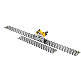 "DeWALT -  6-1/2"" (165mm) TrackSaw Kit with 59"" & 102"" Track - DWS520CK"