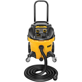 DeWALT DWV012 - 10 Gallon Wet/Dry HEPA Dust Extractor