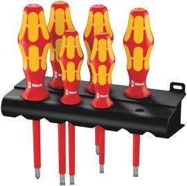 Wera 05006145001 - 160I/6  Vde-Insulated Screwdriver Set
