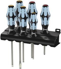 Wera 05032060001 - 3334/6 Screwdriver Set