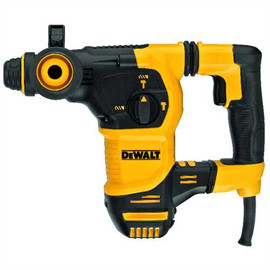 "DeWALT D25333K - 1-1/8"" SDS+ L SHAPE WITH SHOCKS"