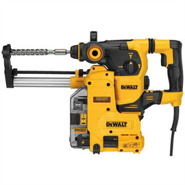 "DeWALT D25333KDH - 1-1/8"" SDS+ L SHAPE WITH SHOCKS AND DUST EXTRACTOR"